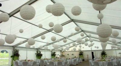 Namioty na imprezę plenerową